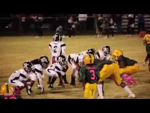9/10 CYF Raiders VS Packers 2015