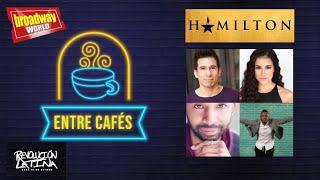 ENTRE CAFÉS - HAMILTON: Jon Rua, Gabriella Sorrentino, Antuan 'Magic' Raimone & Rickey Tripp