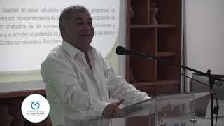 Intervención Dr. José Luis Urón Convenio Banco Agrario Cámara de Comercio de Valledupar