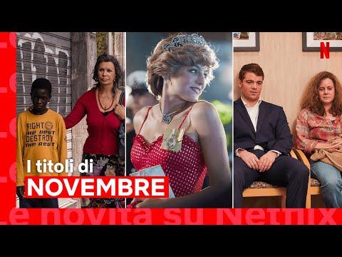 Le novità di novembre su Netflix | ITALIA