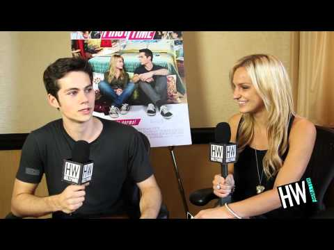 Dylan O'Brien Reveals His 'First Time' In Silly Game