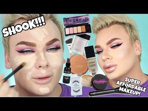 2018 Affordable Festival Makeup Tutorial (Inc Brushes!) | BYS, Elf, Essence + More!