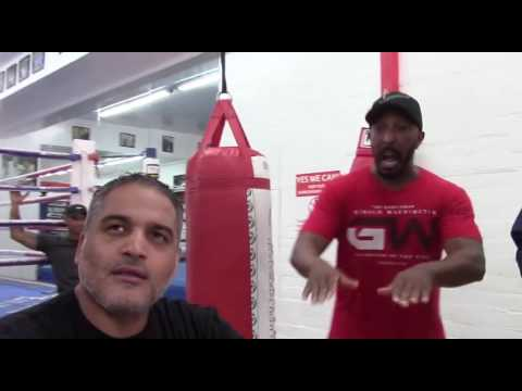 ricky funez betting everyone over mikey garcia vs adrien broner fight EsNews Boxing