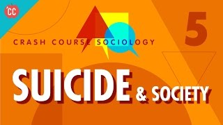 Émile Durkheim on Suicide & Society: Crash Course Sociology #5 thumbnail