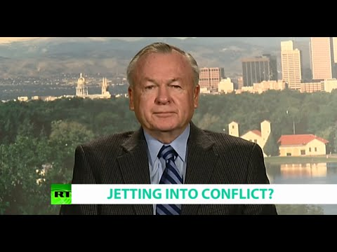 JETTING INTO CONFLICT? Ft. Paul Vallely, US Army Major General (Ret.)