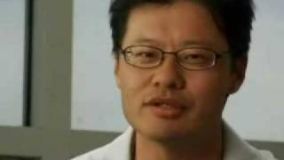 Yahoo: David Filo and Jerry Yang Introduce the New Home Page