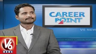 SI & Constable Preparation Tips | Ramappa Academy | Career Point | V6 News