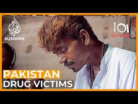 Drugged up Pakistan  - 101 East