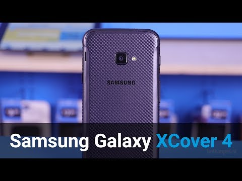 Samsung Galaxy XCover 4 review