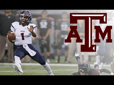 5-Star QB KYLER MURRAY 2014 Premium Highlights | Texas A&M Commit