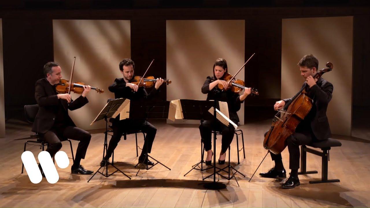 Download Quatuor Ébène – Beethoven: String Quartet No. 12 in E-Flat Major, Op. 127