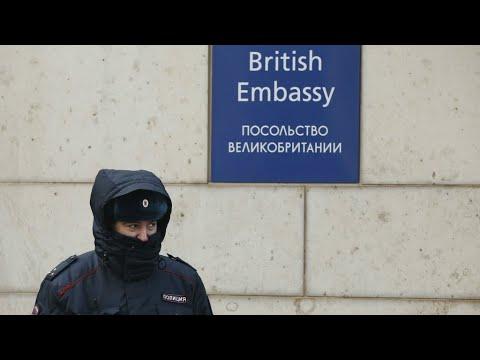 Ojo por ojo: Moscú expulsa a 23 diplomáticos británicos del suelo ruso