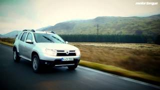 New Dacia Duster first drive 2013
