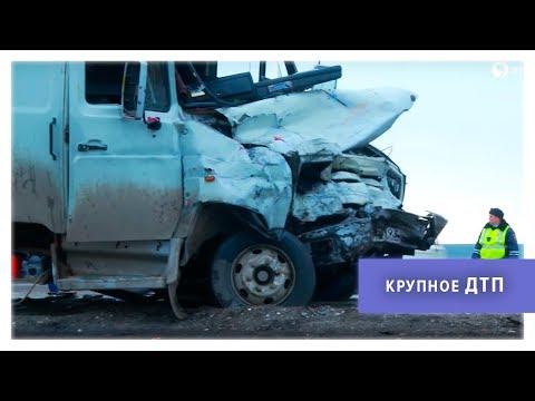 В крупной аварии на Ставрополье погибли шесть человек