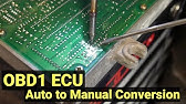 Immobiliser removal tutorial on a P73 Integra Type R ECU