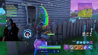 No Kill Challenge! Giddy up skin! 270 wins with Subs! Fortnite battle royale