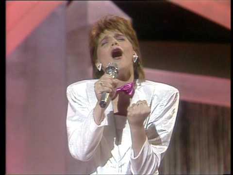 1986 Eurovision Belgium - Sandra Kim - J'aime la vie HQ