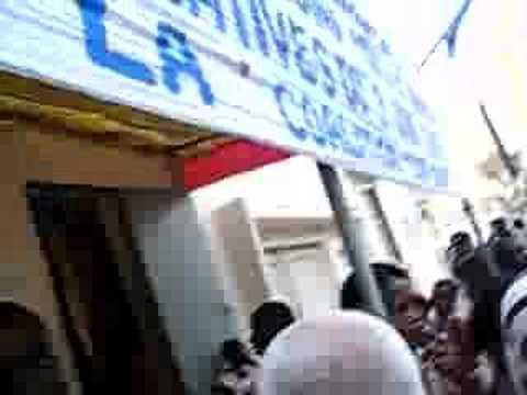 Senegal - Dakar Street Music / Show 2