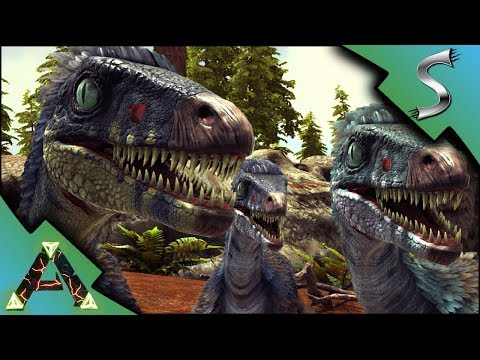 SACRIFICING WYVERNS TO TAME TROODONS! TAMING, BREEDING & ARMY! - Ark: RAGNAROK [DLC Gameplay E14]