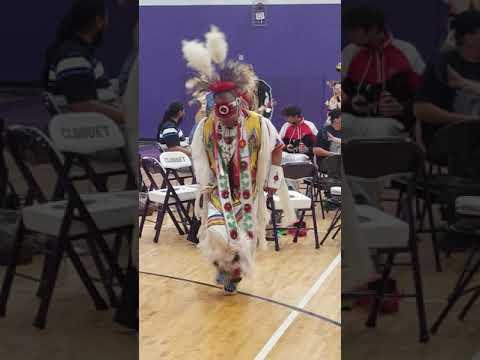 Cloquet Middle School powwow men's special
