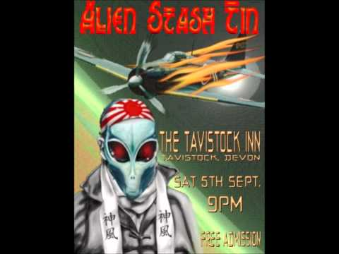 Alien Stash Tin  Gig Posters Through the Years