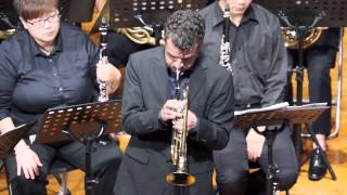 《TCUB》La Virgen de la Macarena, Trumpet solo : Joe Burgestaller