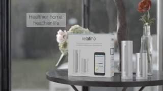 Netatmo stacja pogodowa z aplikacją na Twój smartfon