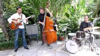 Patrick Manzecchi & Friends - Stompin' At The Savoy (Edgar Sampson)