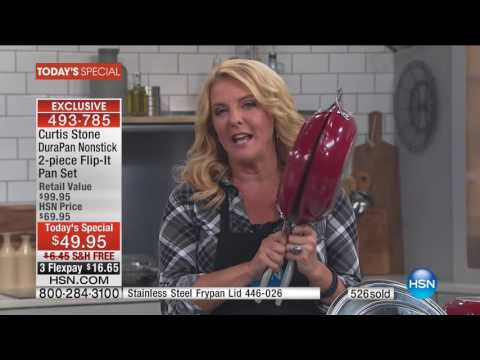 HSN | Chef Curtis Stone 09.16.2016 - 12 AM