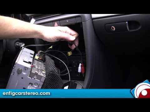 Universal AUX adapter Audi A4 2002-2006 BlitzSafe AUDI/AUX DMX V.1B