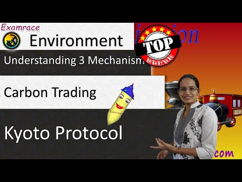 Carbon Trading & Kyoto Protocol: Understanding the 3 Mechani