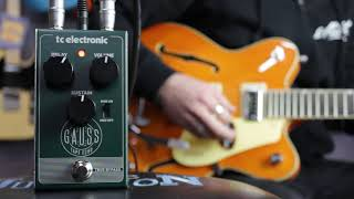 TC Electronic Gauss | Tape Echo Pedal | Music Junction