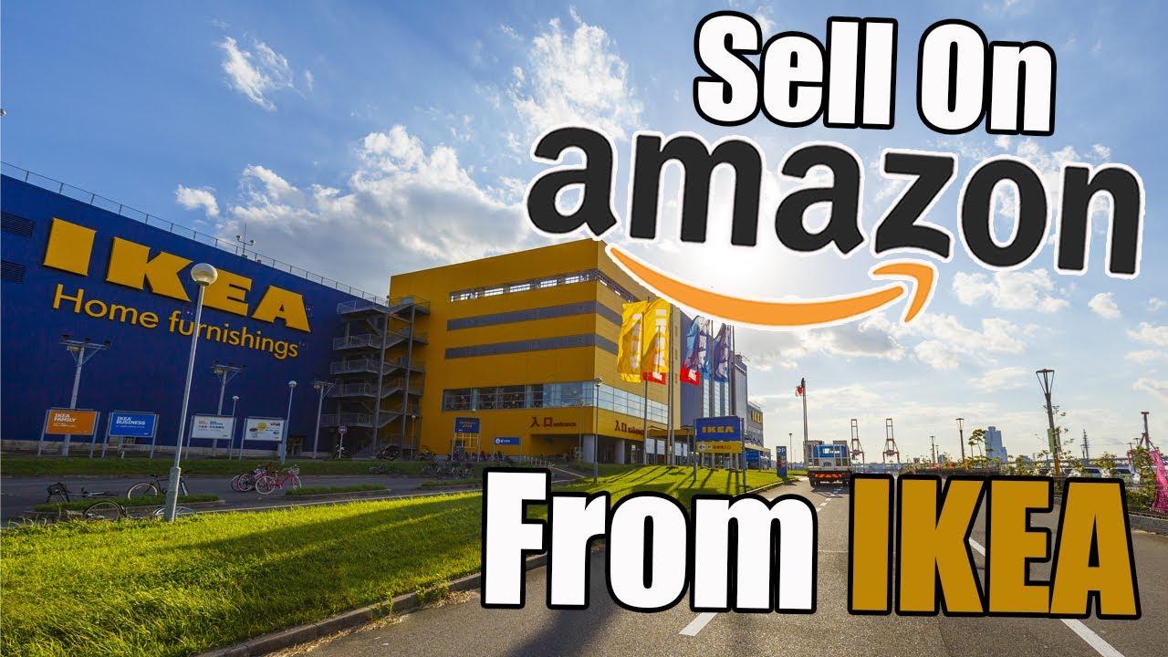 Sell On Amazon From IKEA, Super Easy Method