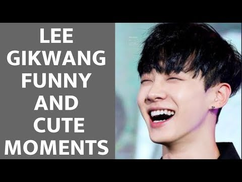 HIGHLIGHT 하이라이트 LEE GIKWANG Funny And Cute Moments