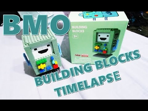 ||• - • || BMO - Building Blocks ||• - • || Timelapse ||• - • ||