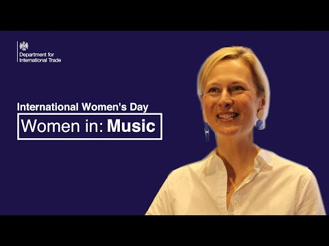 Women in: Music - Managing Director of Abbey Road Studios, Isabel Garvey