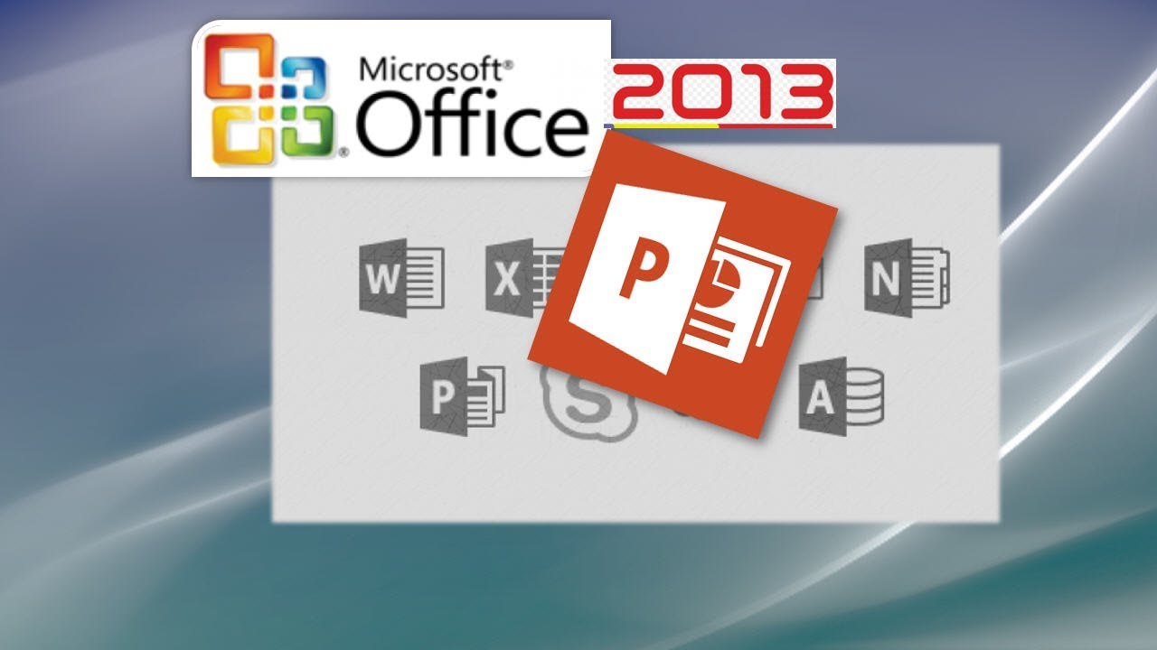 PowerPoint 2013 Tutorial: A Comprehensive Guide - Design & Present Effectively