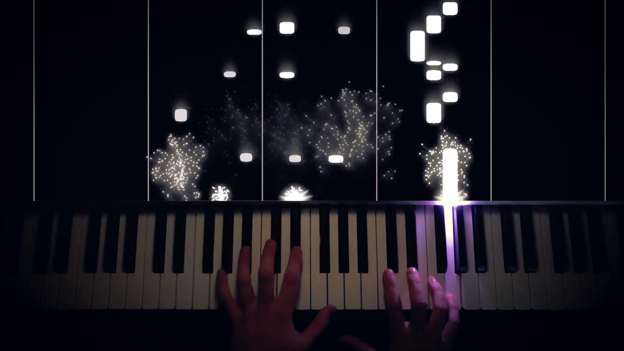 Rousseau-inspired Raspberry Pi Zero LED piano visualiser - Raspberry Pi