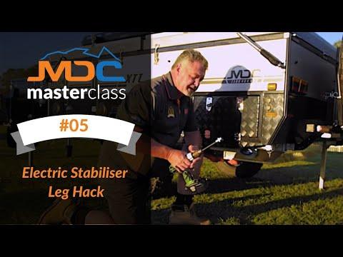 Masterclass #05 - Electric Stabiliser Leg Hack