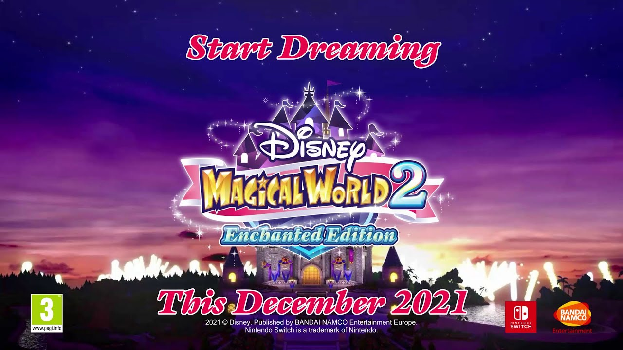 Disney Magical World 2: Enchanted Edition - Nintendo Switch Trailer