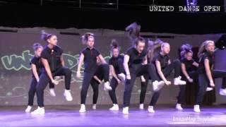 UN TED DANCE OPEN 2015. Хип хоп. Нарезка выступлений команд
