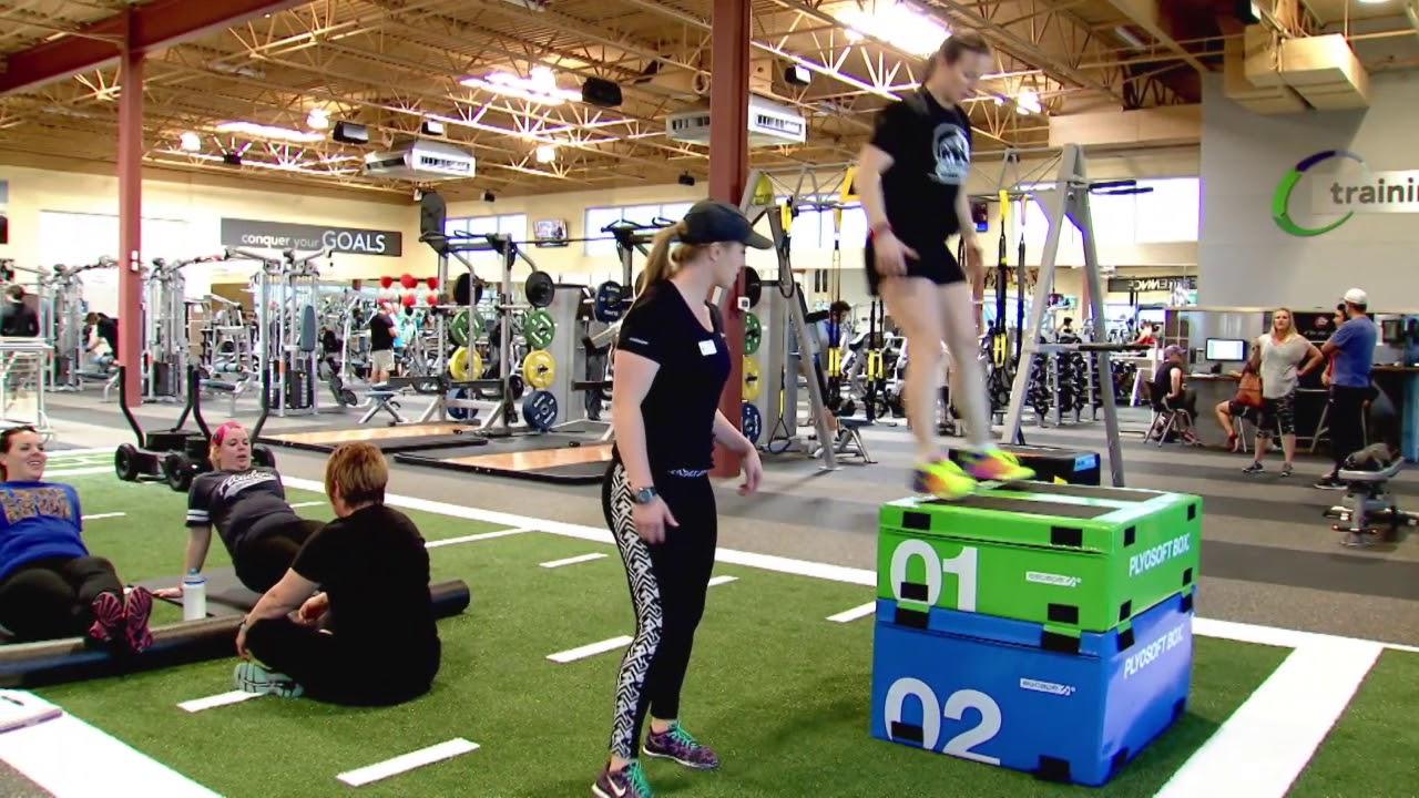 24 Hour Fitness Castle Rock Co