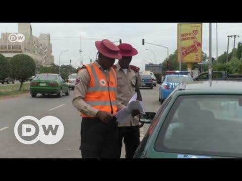 Drastische Strafen für Verkehrssünder in Nigeria | DW Deutsch