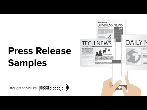 Press Release Jet Reveals Tips on Formatting Your Press Release