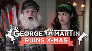 Repeat youtube video George R.R. Martin Ruins Christmas (Hardly Working)