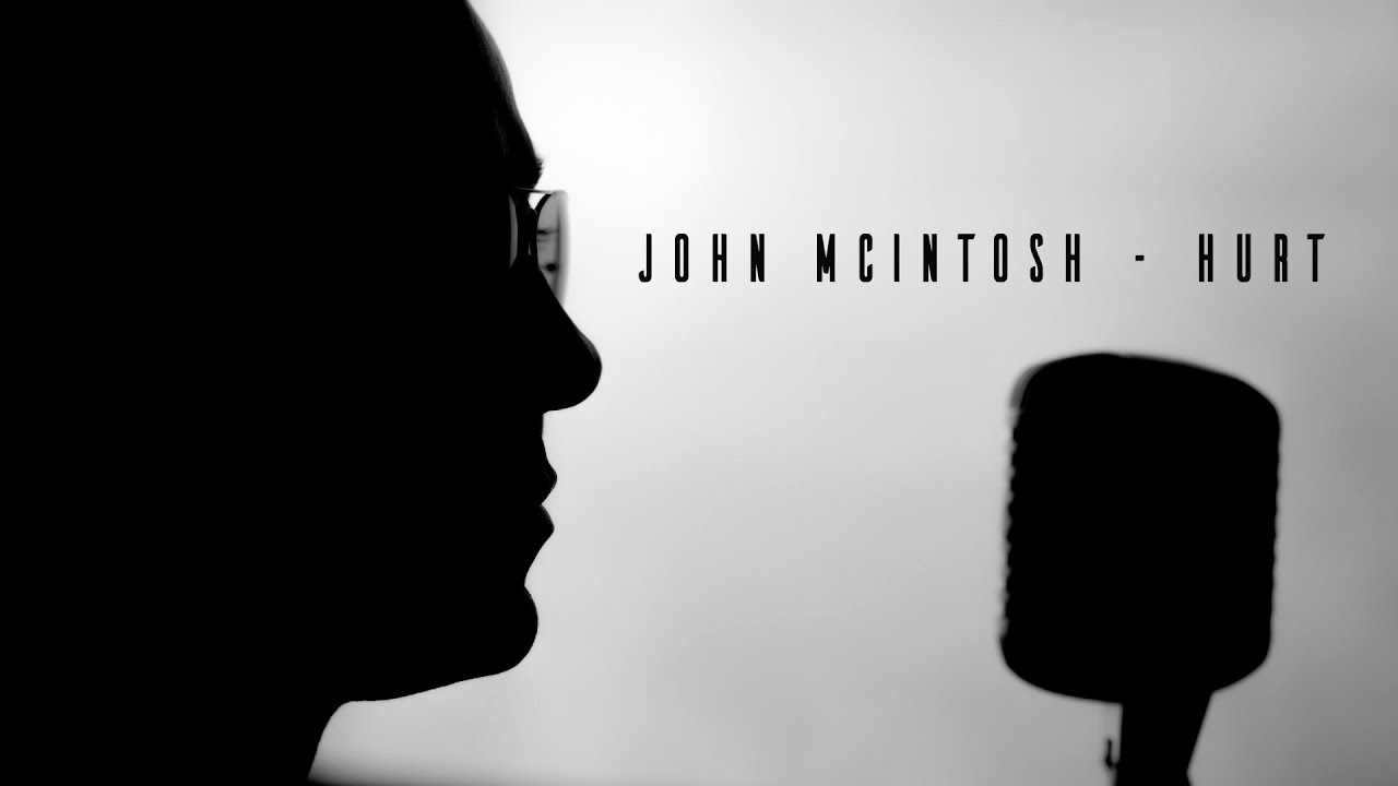 Johnny Cash - Hurt Music Video - JOHN MCINTOSH Cover - Nine Inch ...