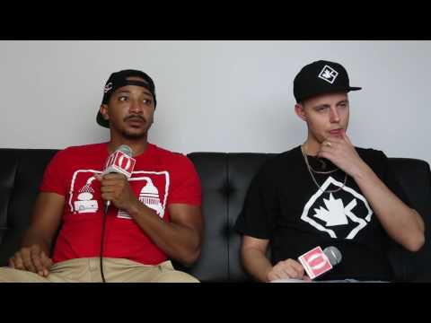 Hollow Da Don And Organik Talks About King Of The Dot, Commercial Rappers vs Battle Rappers and Taki