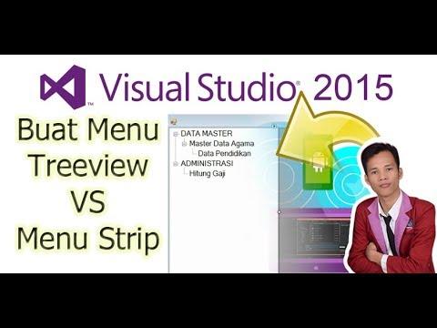 Cara Membuat Treeview Pada Vb.net