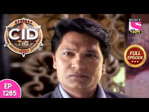 CID - Full Episode 1285 - 24th  March , 2018 thumbnail
