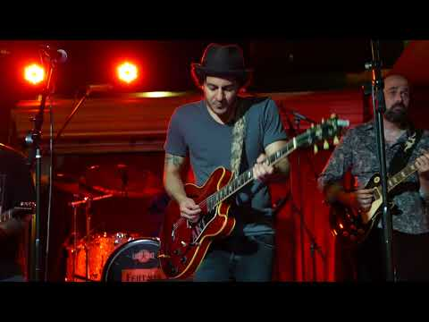 Artur Menezes, Josh Smith, Celso Salim - Let Me Love You Baby - 5/24/18 Lucky Strike Live